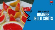 Jello Shots in Oranges Black and White Black and White 2083 large
