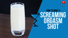 Screaming Orgasm Shot Recipe