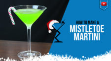 Mistletoe Martini Cocktail  Russian Roulette 21603 large
