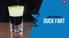 Duck Fart Shot Recipe