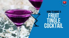 Fruit Tingle Cocktail