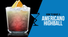 Americano Highball