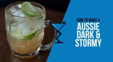 Aussie Dark & Stormy