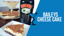 Baileys Irish Cream Cheese Cake