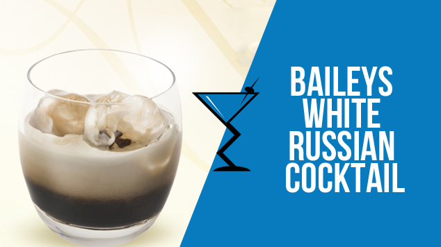 Baileys White Russian Cocktail | Cocktails & Drink Recipes | Drink Lab
