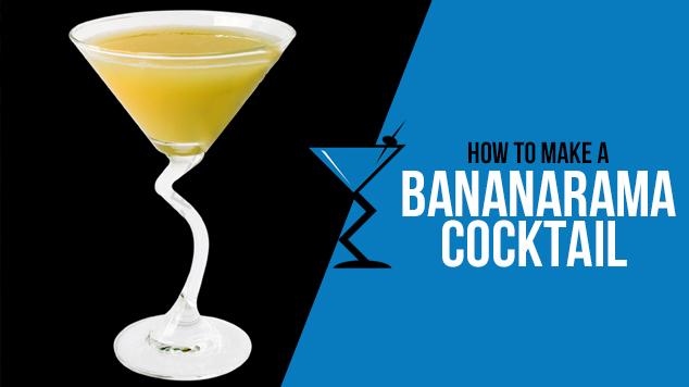 how to make banana liqueur