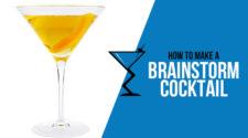 Brainstorm Cocktail