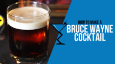 The Bruce Wayne Cocktail