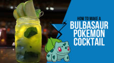 Bulbasaur Pokemon Cocktail