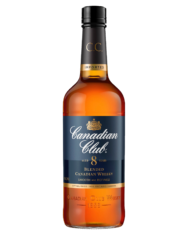 Canadian Club 8 Year Old Blended