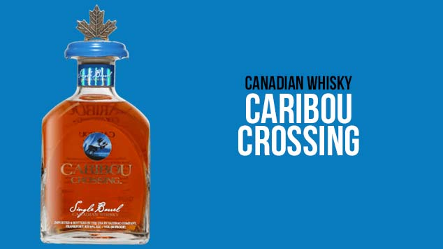 Caribou Crossing Canadian Whisky