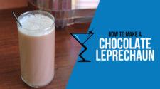Chocolate Leprechaun
