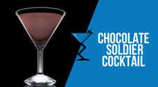 Chocolate Soldier Cocktail