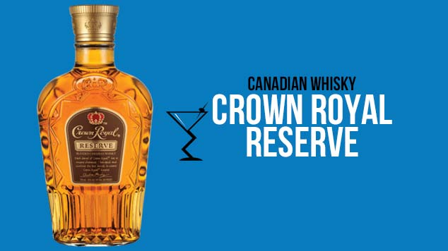 Crown Royal Reserve Whisky
