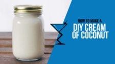 DIY Cream of Coconut (Coco Lopez alternative)