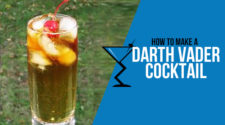 Darth Vader Cocktail