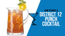 District 12 Punch Cocktail