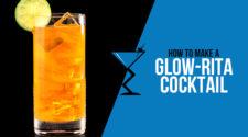 Glow Rita Cocktail