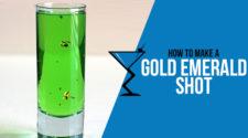 Gold Emerald Shooter