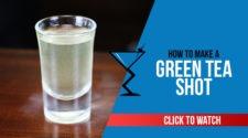 Green Tea Shot Recipe