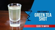 Green Tea Shot Recipe