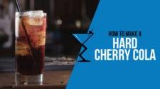 HARD CHERRY COLA