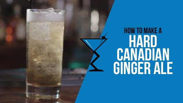 HARD GINGER ALE