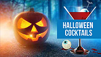 Halloween Cocktails & Drinks