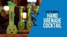 Hand Grenade Cocktail