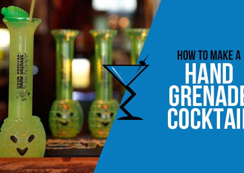 Hand Grenade Cocktail Recipe Drink Lab Cocktail Drink Recipes