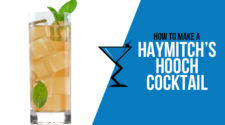 Haymitchs Hooch cocktail