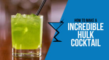 Incredible Hulk Cocktail