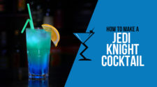 Jedi Knight Cocktail