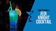 Jedi Knight Cocktail