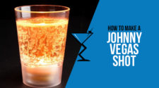 Johnny Vegas Shot