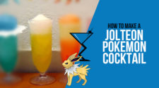 Jolteon Pokemon Cocktail