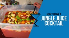 Jungle Juice Cocktail