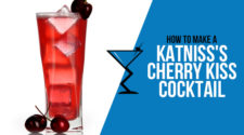 Katniss's Cherry Kiss Cocktail