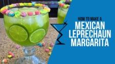 Mexican Leprechaun Margarita