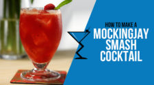 Mockingjay Smash Cocktail