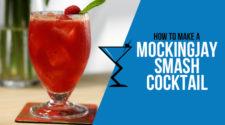 Mockingjay Smash Cocktail