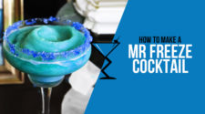 Mr. Freeze Cocktail