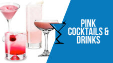 Pink Cocktails & Drinks