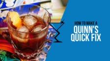 Quinn's Quick Fix