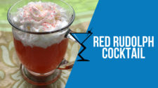 Red Rudolph Cocktail