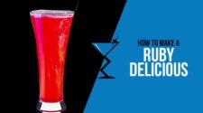 RUBY DELICIOUS