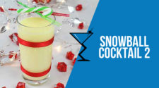 Snowball Cocktail 2