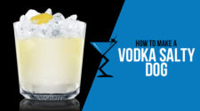 Vodka Salty Dog