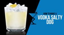 Vodka Salty Dog