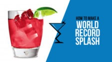 World Record Splash
